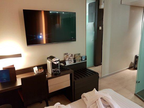 Hotel Oceania Paris Porte de Versailles : Chambre