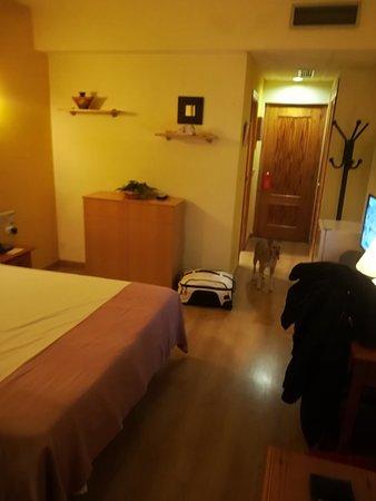 Hotel Los Templarios: IMG_20180322_234921_large.jpg