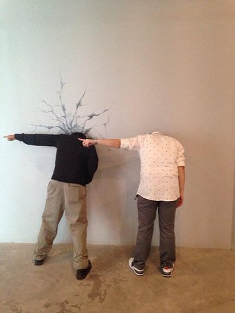 For Art's Sake: คนหัวขาด