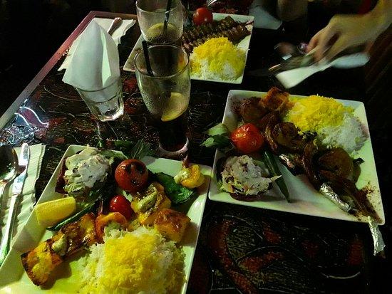 Shiraz: Great restaurant great place