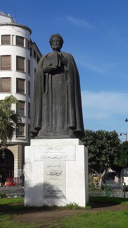 Monument to Ibn Khaldoun