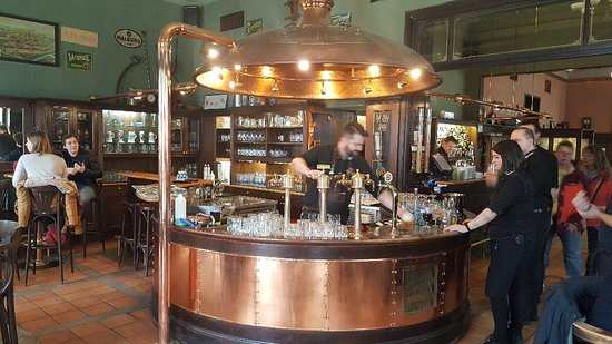 Great pub - Picture of Kolkovna Olympia, Prague - Tripadvisor