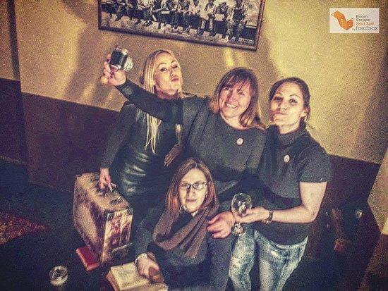 Indoor Team Building Activities Picture Of Room Escape Novi Sad By