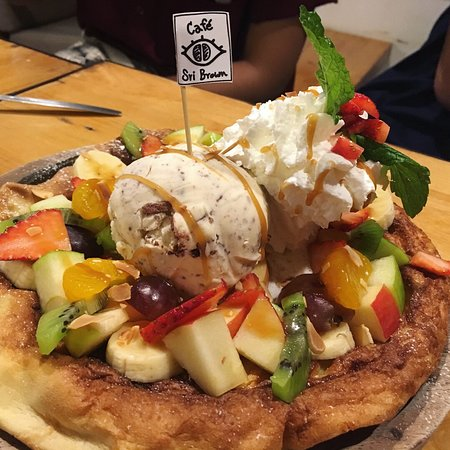 Sribrown Cafe & Pizza: photo0.jpg