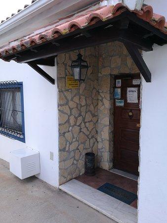 Alcanena, Portugal: Entrada do restaurante
