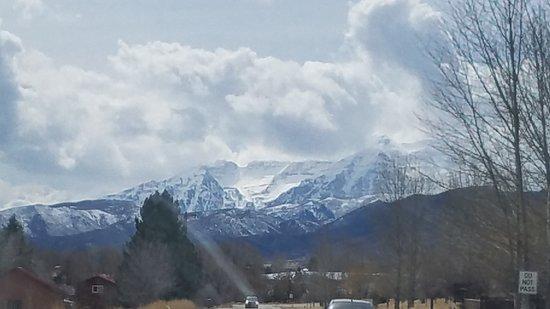 Homestead Resort: Idaho mountain
