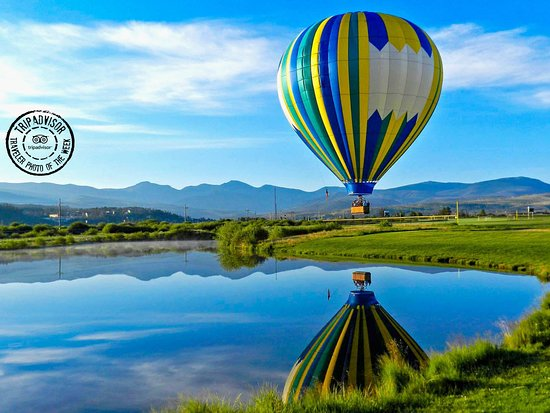 Winter Park, CO: Grand Adventure Balloon Rides Colorado near Denver, Breckenridge, Boulder, Estes Park, Grand Lak
