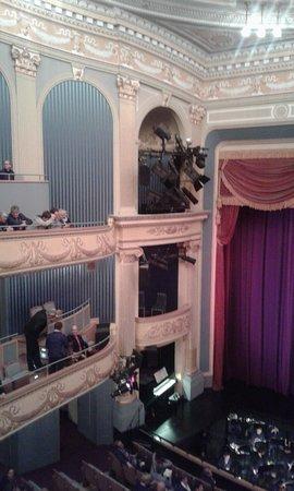 Meininger Staatstheater: sehr schön restauriertes Theater