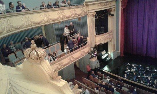 Meininger Staatstheater: Innenbereich des Theater