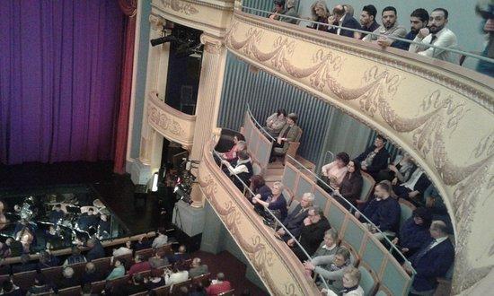 Meininger Staatstheater: Zuschauerränge