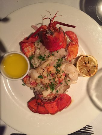 O'Leary's Seafood Restaurant : Lobster special