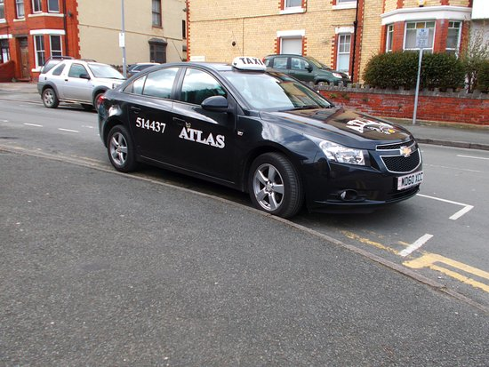 Atlas Taxis, Old Colwyn