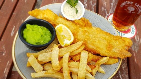 Wentbridge, UK: Blue Bell Fish & Chips