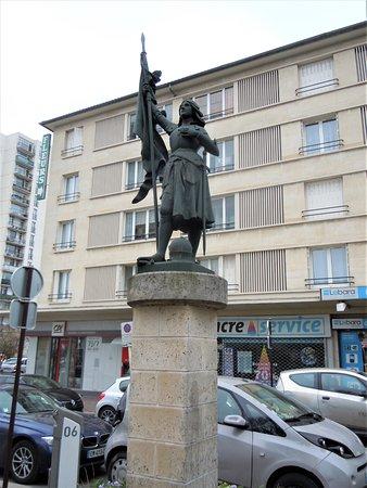 Monument a Jeanne d'Arc