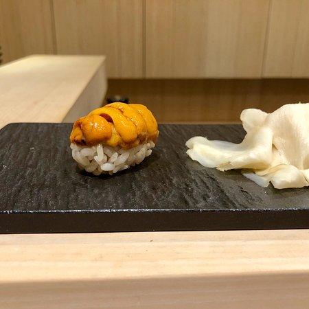 Incredible sushi