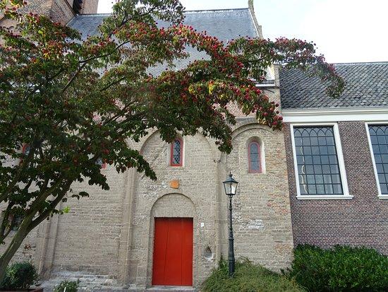 """Dorpskerk Protestantse Gemeente Sassenheim: """"Dorpskerk Sassenheim uit de jaren1200-1595-1720"""""""