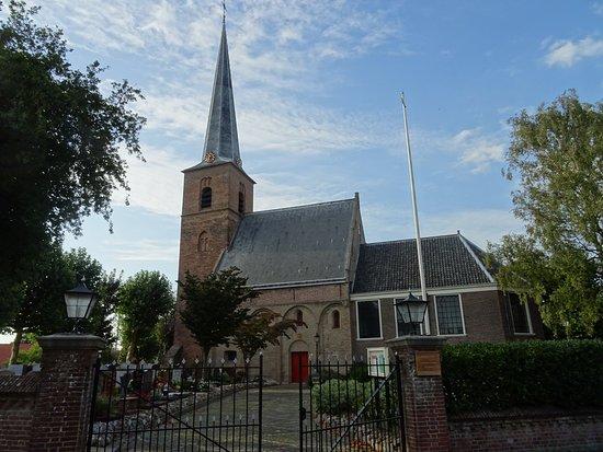 """Sassenheim, هولندا: """"Dorpskerk Sassenheim uit de jaren1200-1595-1720"""" """