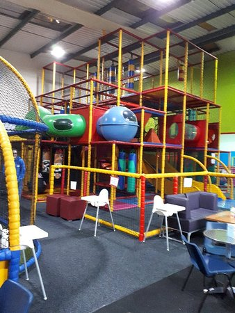 Scallywags Indoor Play & Party
