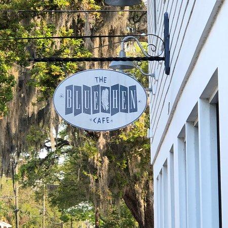 The Blue Hen Cafe St Augustine Fl