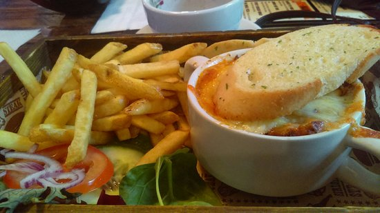 Truly Great Breakfast - Review of Jem's Pit Stop, Batley