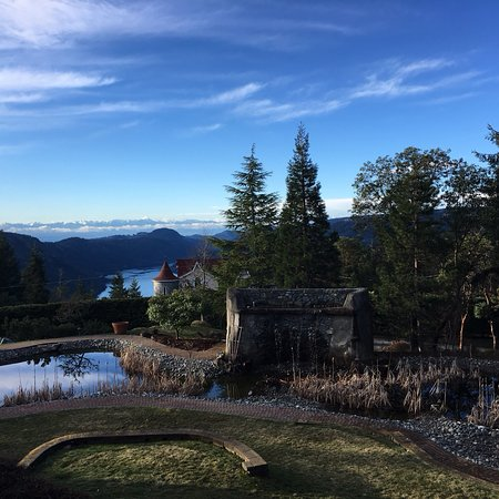 Eyrie Restaurant Vancouver Island