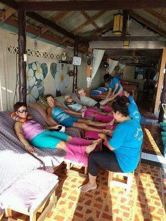 Ko Lanta, Thailand: Siam Massage