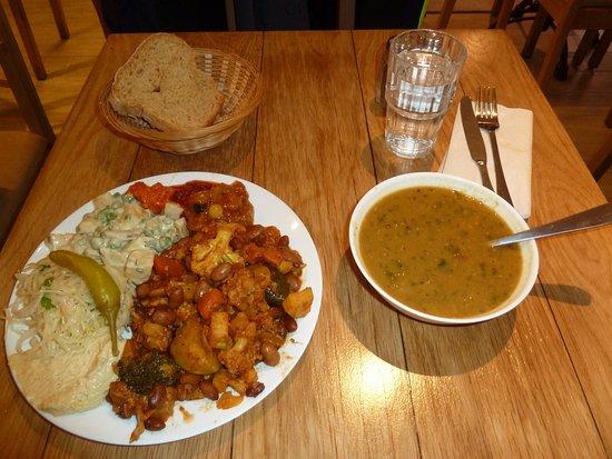 vegetarisk restaurang i stockholm