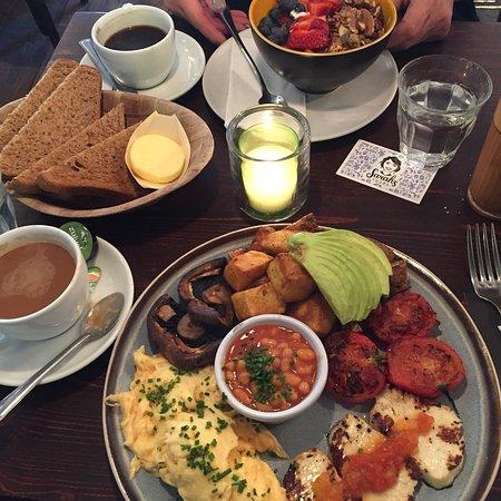 Best Breakfast In Amsterdam