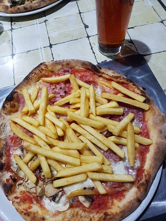 Salvati dalla pizza