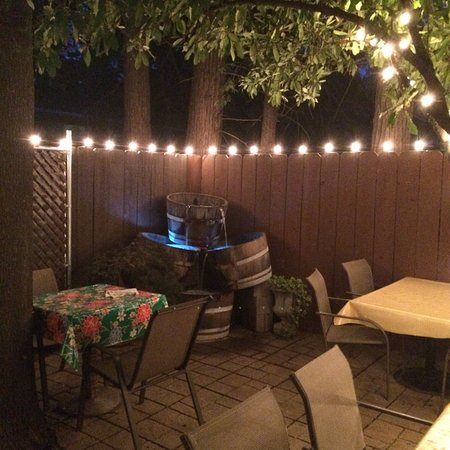 Twain Harte, CA: Eproson House patio
