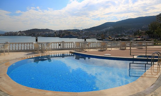 Gulluk, Turkey: Pool