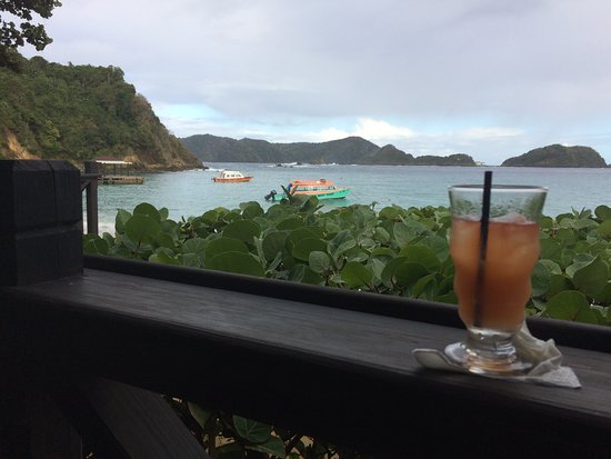 Speyside, Tobago: Good Rum Drinks that cured my cold.