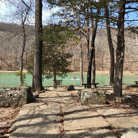 Devil's Den State Park: Fun outdoors!