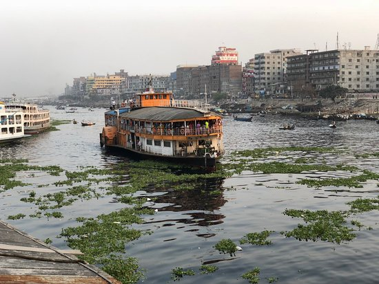 Image result for Buriganga, Dhaka