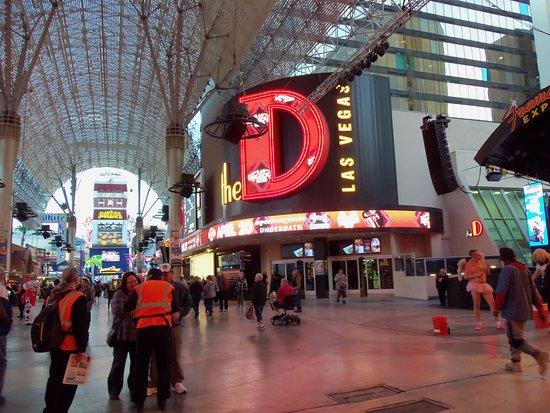 D Hotel Las Vegas