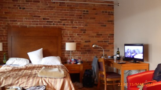 Hotel l'Abri du Voyageur: pokój nr 301