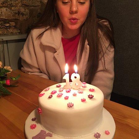 The Horse and Jockey Inn: 18th Birthday Meal