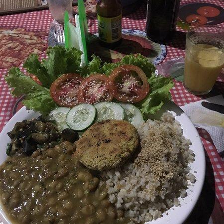 Igatu, BA: Vegetariano Mandacru
