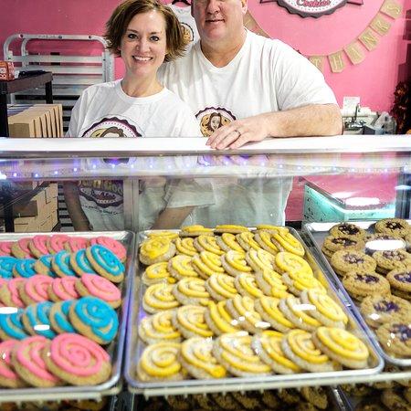 Bay City, MI: Best cookies ever