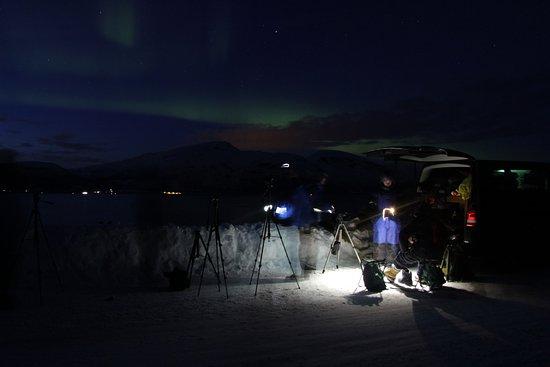 Krokelvdalen, Norway: Flexitour Tromso