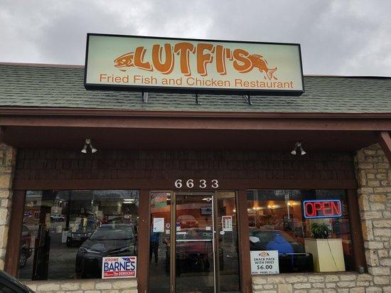 Raytown, มิสซูรี่: Lutfi's Fried Fish