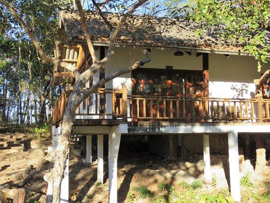 Ban Laongam, Laos: External Room 1
