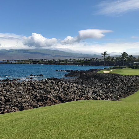 Francis H. I'i Brown Golf Course