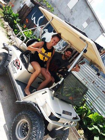Sam's Golf Cart Rental : Thank you Shaina and Corey for renting from Sam's Golf Cart Rental!