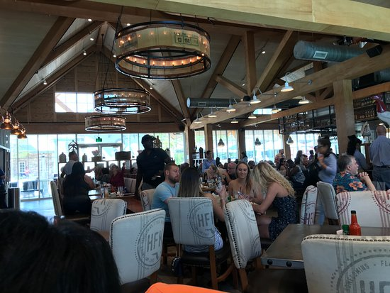 Restaurant interior picture of chef art smith s
