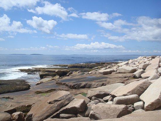 Остров Бейкер, Мэн: Storm Beach, Baker Island