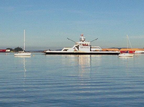 Crofton, Canadá: Saltspring Island Ferry