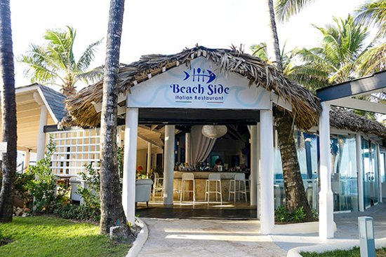Beach Side Italian Restaurant: Resturant