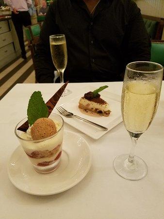 Cucina Romana - A perfect ending to a fabulous meal