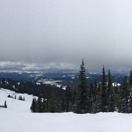 Some awesome views from White Pass